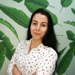 Воспитатель детского сада Шаренкова Екатерина